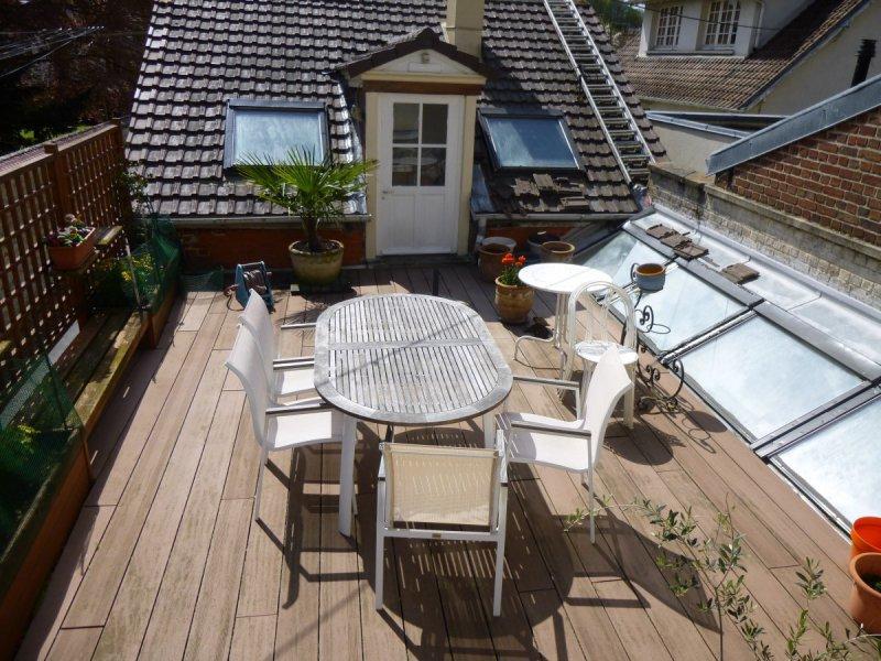 Vente de villes et maisons pontoise osny auvers sur oise et leurs environs - Construire un toit terrasse ...
