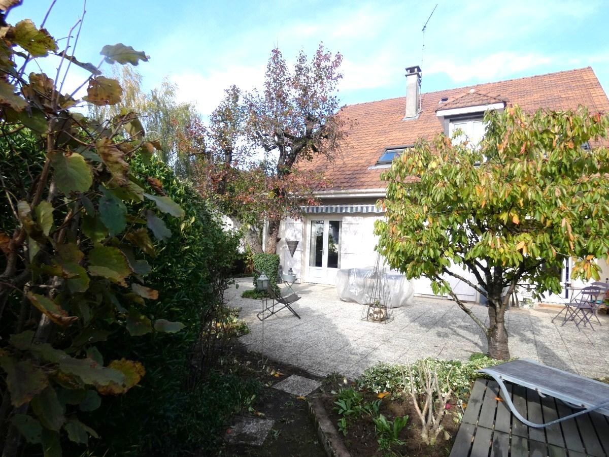 Vente rue saint jean maison 140 m 4 chambres terrain - Chambre de commerce pontoise ...