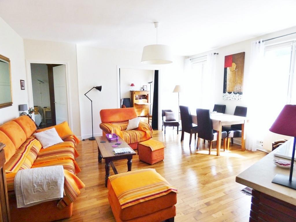 Vente centre ville appartement 70m deux chambres - Chambre de commerce pontoise ...